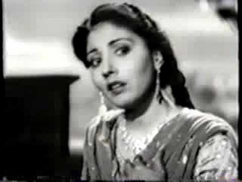 Shamshad Begam... Ye Afsana (Dard 1947)