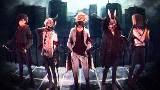 【Nightcore】→ Kids In The Dark || Lyrics