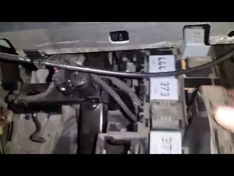 Audi / VW air suspension problems and pump, relay
