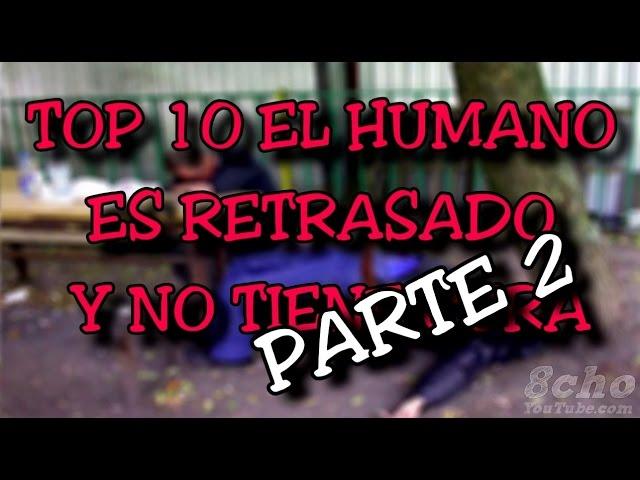 Top 10 El Humano Es Retrasado Y No Tiene Cura Parte 2 8cho Youtube