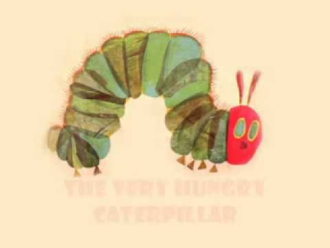 The Very Hungry Caterpillar Read Aloud Bedtime Story