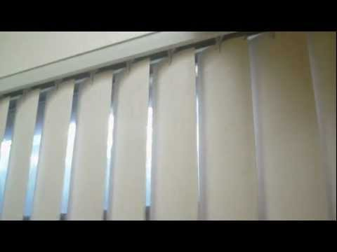 Vertical Blinds Won T Turn Kung Fu Maintenance Getting