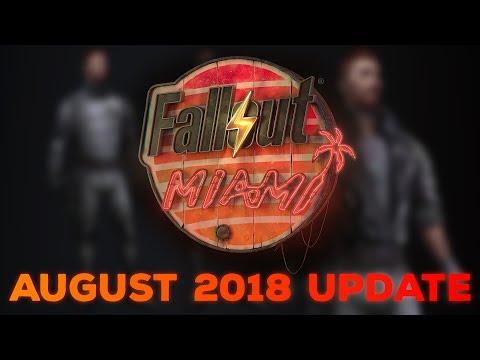 Fallout: Miami - August 2018 Progress Update