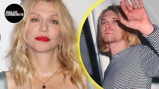 La Viuda De Kurt Cobain No Ha Perdido El Tiempo LLorando Su Pérdida