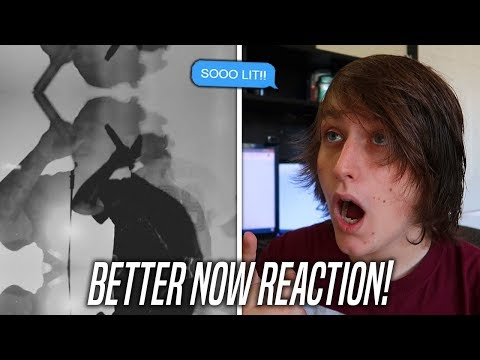 Post Malone - Better Now | Music Video Reaction - Thủ thuật