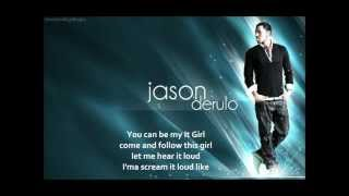 Jason Derulo Feat. Jordin Sparks - It Girl (Remix) HQ