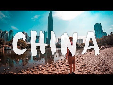 China & Hong Kong 2016 - GoPro 4 HD