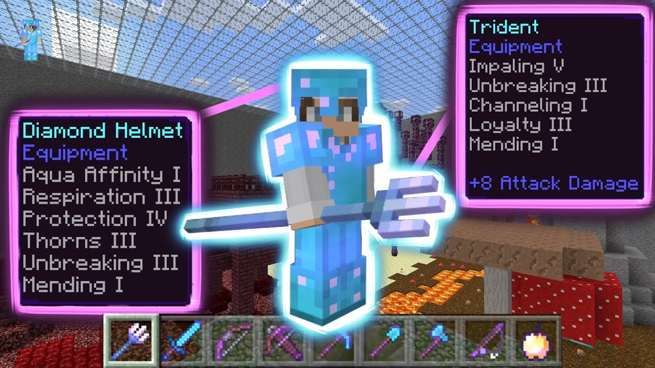 BEST ENCHANTMENTS for Armor, Weapons, and Tools in Minecraft 9 (MCPE,  XBOX, WIN9)