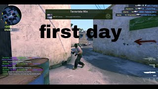 first day with luckycharms.edu (csgo cheat)