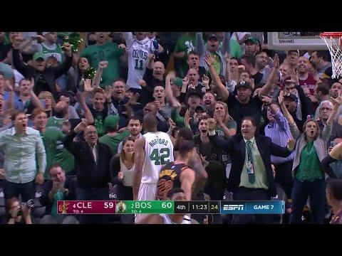 4th Quarter, One Box Video: Boston Celtics vs. Cleveland Cavaliers