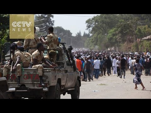 At least 1,500 protesters arrested during Ethiopian state of emergency