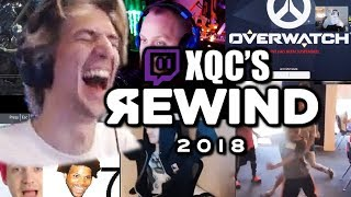 XQC'S REWIND | xQc Watches and Reacts to His Most Viewed Twitch Clips of All Time | with Chat!
