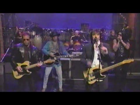 Richie Sambora & Little Steven - Hard Times Come Easy (NYC 1998)