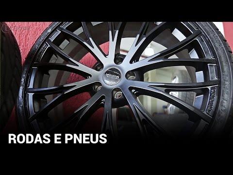 Tudo sobre rodas e pneus