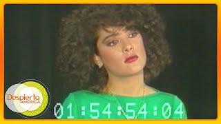 ¡Mira el primer casting de Salma Hayek en Televisa!