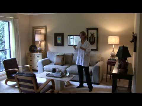 Home Decorating Ideas : How to Create a Monochromatic Color Scheme in a Room - YouTube & Home Decorating Ideas : How to Create a Monochromatic Color Scheme ...