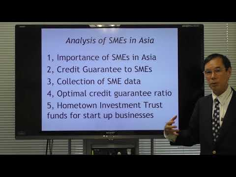 Monetary Policy, Support for SMEs