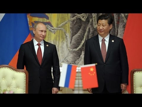 New 'Key' Russia-China Deals