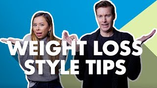 Weight Loss Style Tips [2 Minute Tuesday]