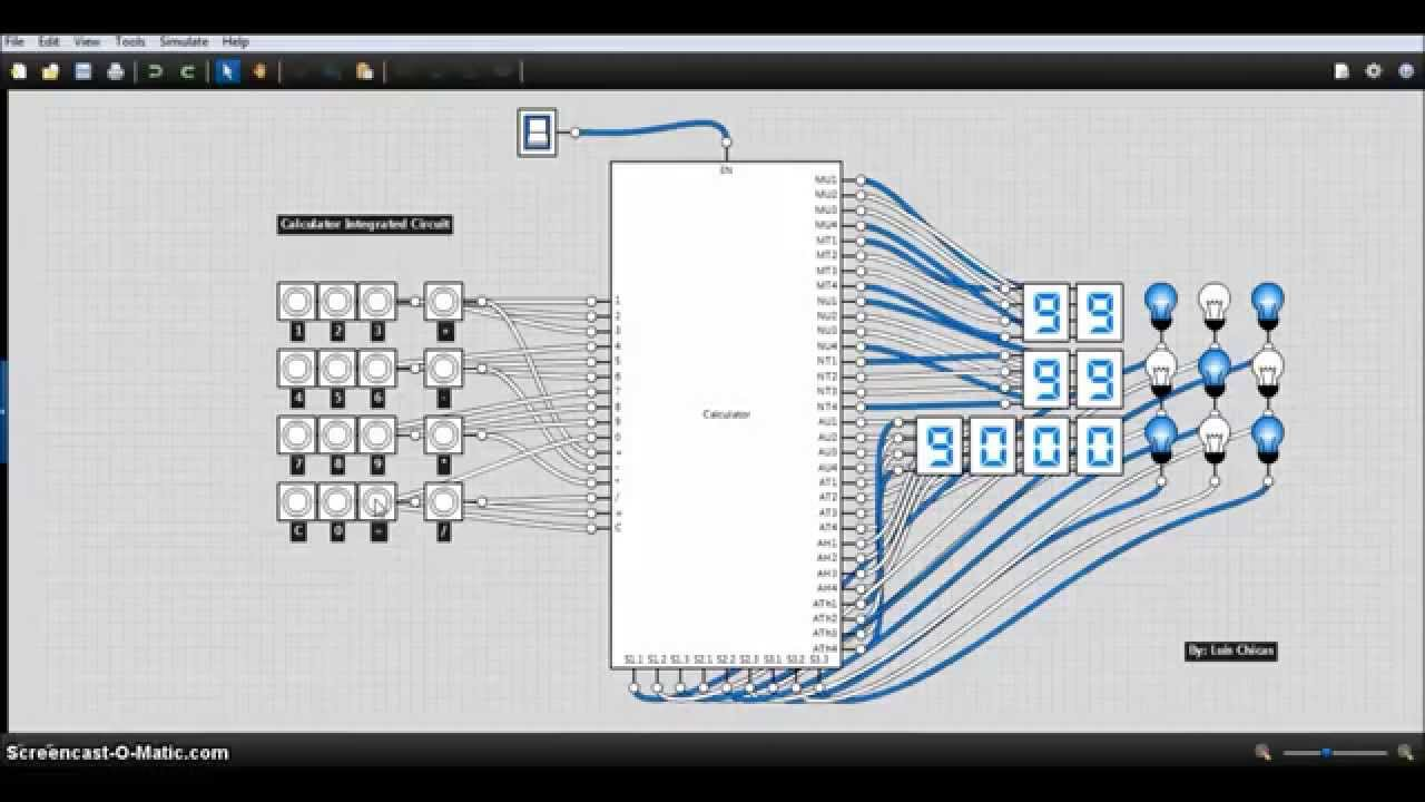 Integrated Circuit Design Calculator YouTube