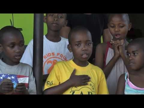 Kilimanjaro Orphanage Centre: Introductions By Our Children