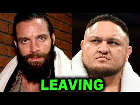 10 WWE Superstars Who Will Be Forced To Leave Soon - Dean Ambrose & Ronda Rousey Leaving
