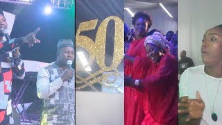 Still Ringing Funny From Alibaba39s Wife 50th BirthdayNigerian Entertainment