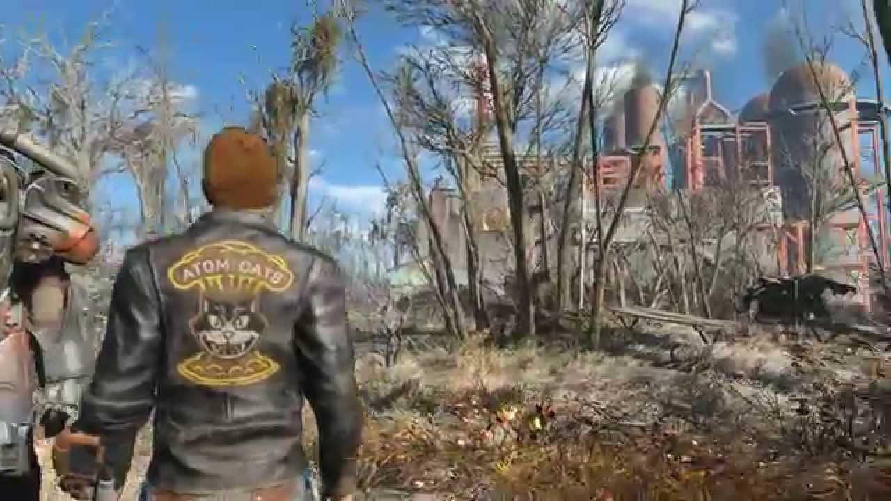 Fallout  Atom Cats