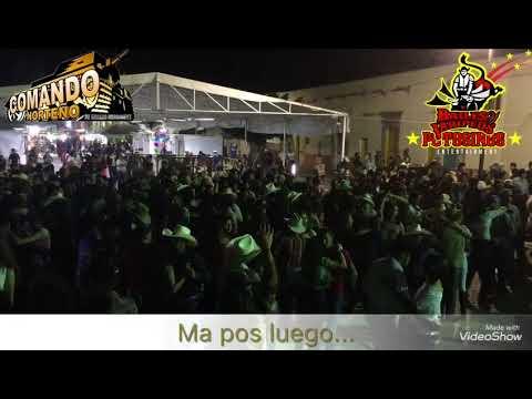 Comando norteño en vivo en palo alto Aguascalientes 2