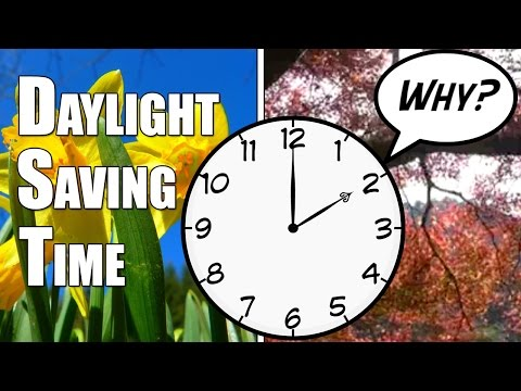Daylight Saving Time: A Brief History