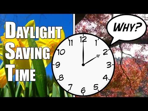 Daylight Saving Time: A Brief History