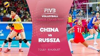 Video China v Russia highlights - FIVB World Grand Prix download MP3, 3GP, MP4, WEBM, AVI, FLV Oktober 2018