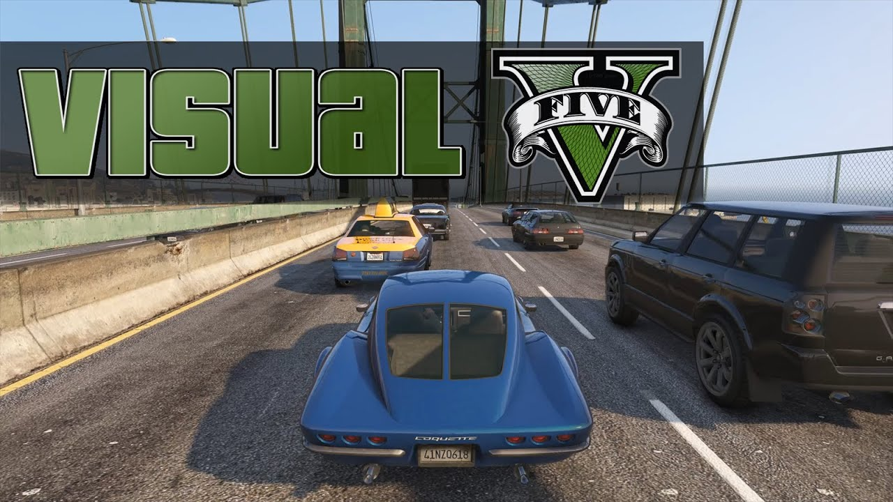 Gta 5 Visual V