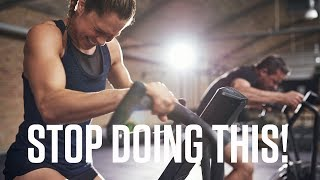3 HIIT Mistakes You Are Probably Making (STOP NOW...They are Killing Your Gains)