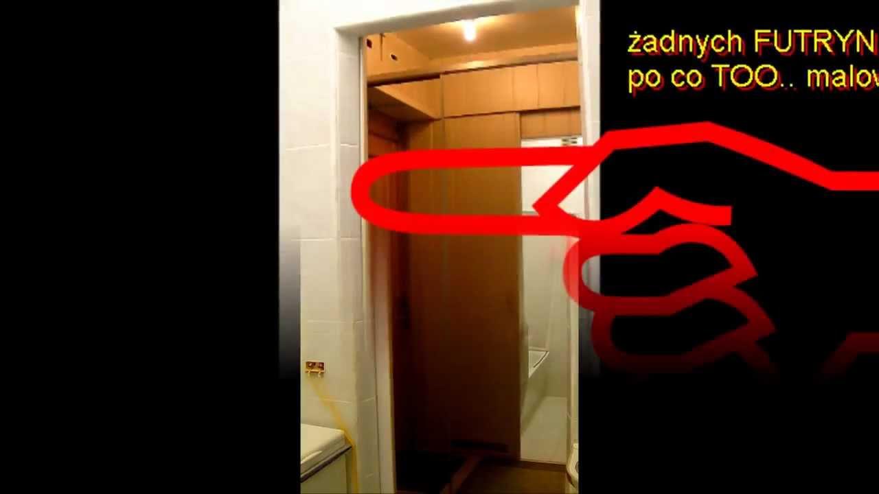 Drzwi Suwane łazienka Przedpokój W Bloku