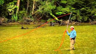fly casting dvd video roll cast switch cast excerpt from casts that catch fish