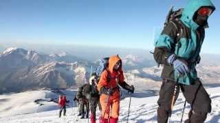 Восхождение на Эльбрус 2010 г