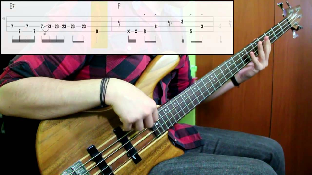 Israel Houghton - Surely Goodness (Bass Only) (Play Along