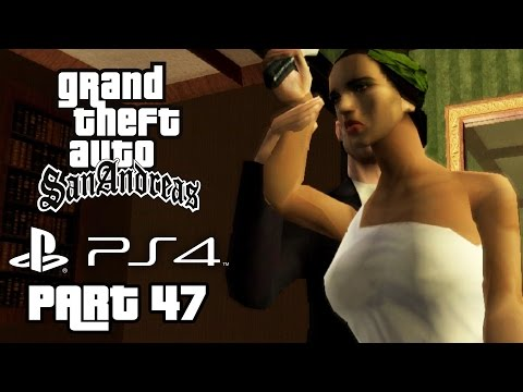 Grand Theft Auto San Andreas PS4 Gameplay Walkthrough Part 47 - VISITING LIBERTY CITY
