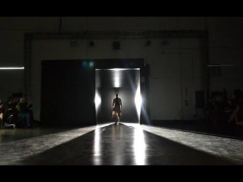2016 Academy of Art Fashion Show on 500 feet runway maze