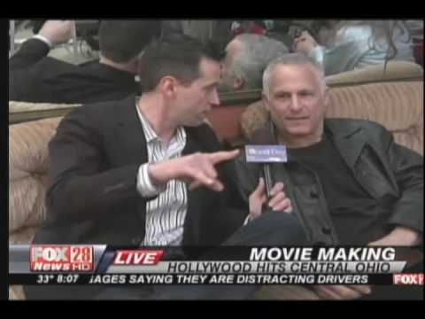 """Good Day Columbus - Behind the scenes of the film """"Sandbar"""" with star Rick Rossovich"""