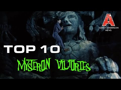 Top 10 Mysteron Wins [Captain Scarlet]