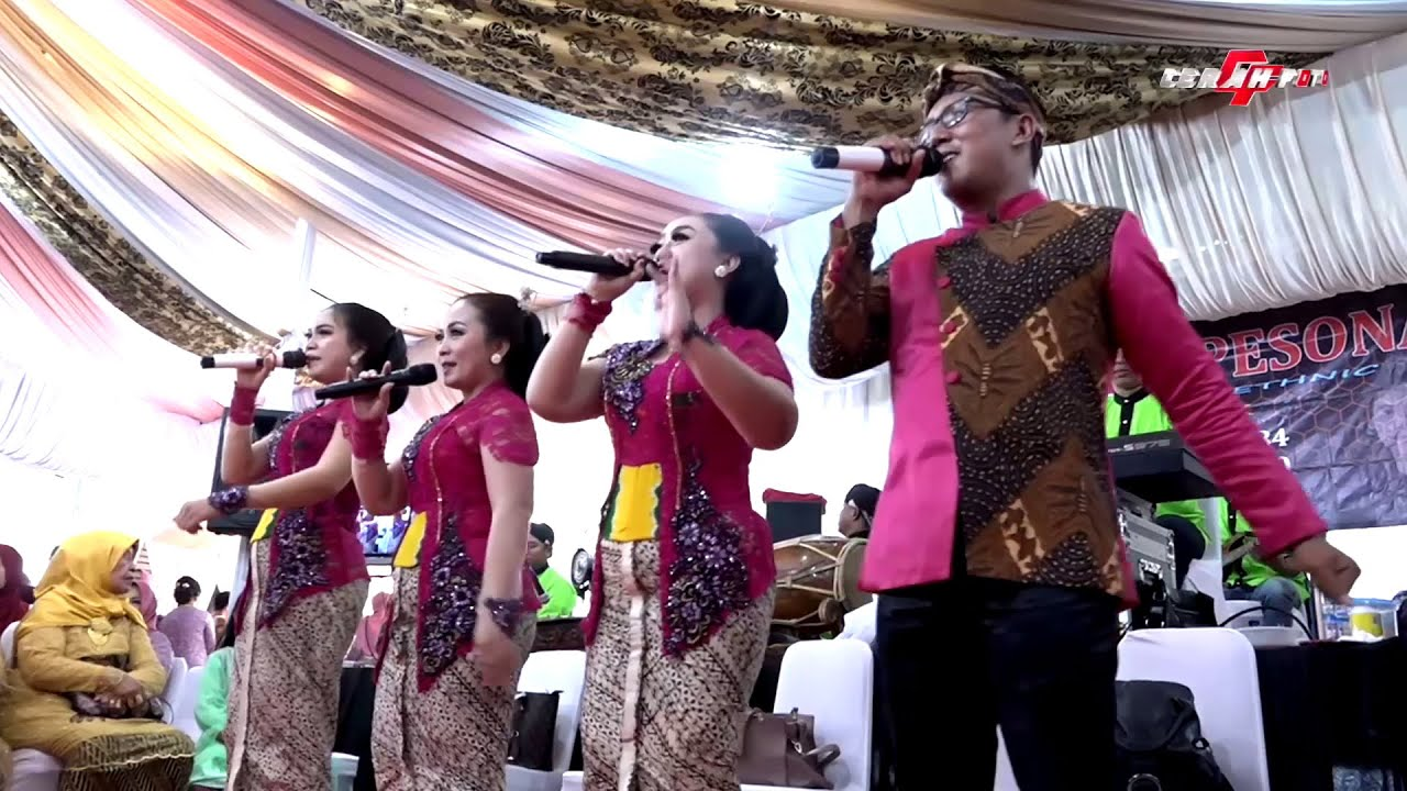 TEMBANG KANGEN Koplo Sragenan Voc. ALL ARTIS Campursari CANDRA PESONA JAKARTA