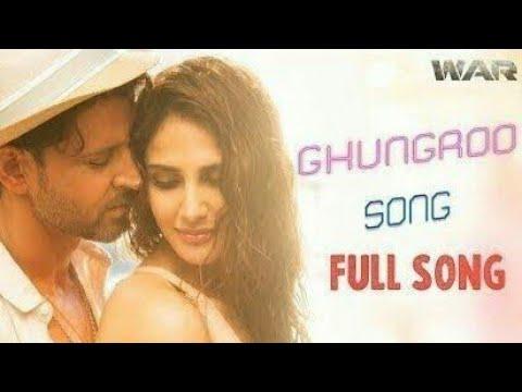 war-ghungroo-song-mp3-hrithik-roshan,-vaani-kapoor- -vishal-&-shekhar-by-bollywood-audio-songs