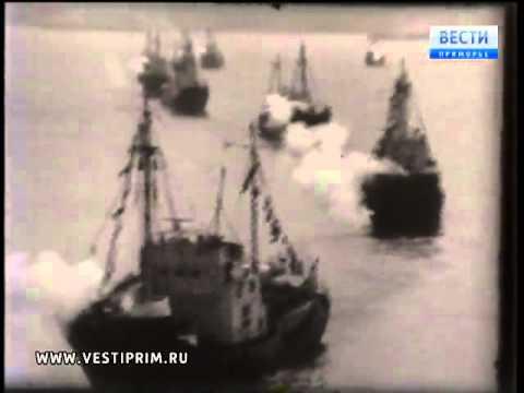 """""""Морской клуб"""" работает в музее им. Арсеньева.Видеорепортаж О.Катренко"""