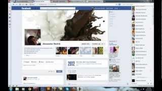 Facebook with SplitCam