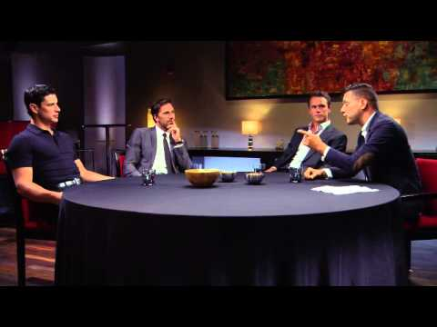 Sidney Crosby, Henrik Lundqvist, and Jonathan Toews - SN360 Round Table Interview
