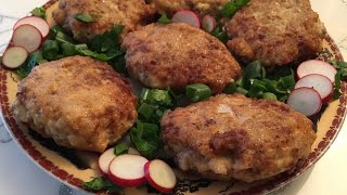 Гречаники с мясом! Рецепт вкусных гречаников с фаршем