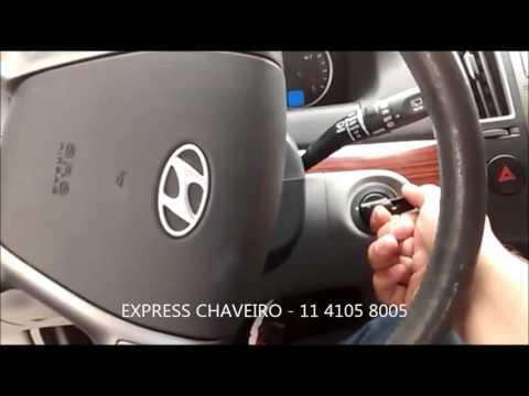 Copia Chave presecial Hyundai Vera Cruz