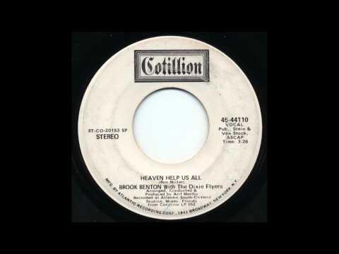 Brook Benton - Heaven Help Us All